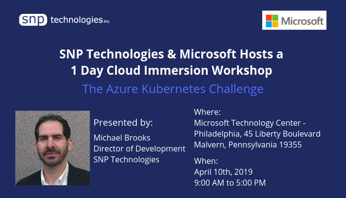 Azure Kubernetes Workshop
