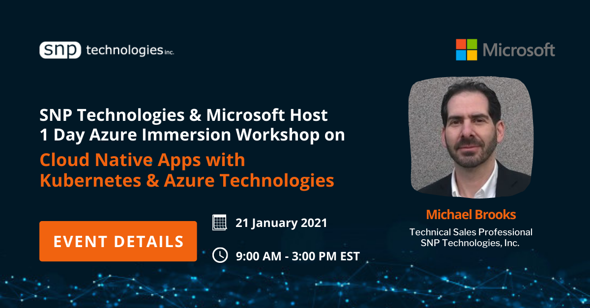 Azure Immersion Workshop- Cloud Native Apps with Kubernetes & Azure Technologies